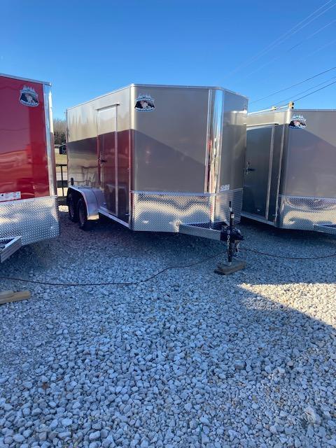 2021 Bighorn Cargo Trailer