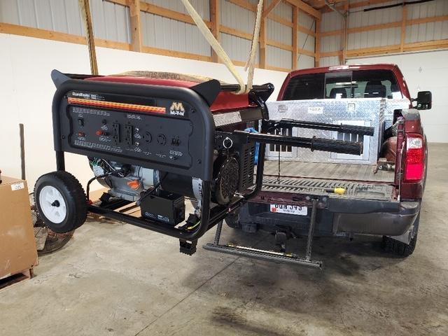 2021 - 8000 Watt Portable Generator