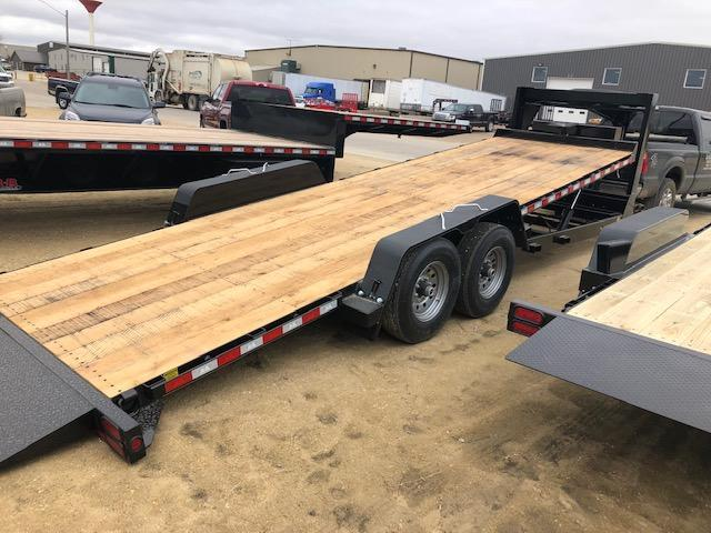 2020 B-B GN Full Tilt Flatbed Trailer