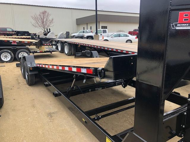 2021 B-B GN Full Tilt Flatbed Trailer