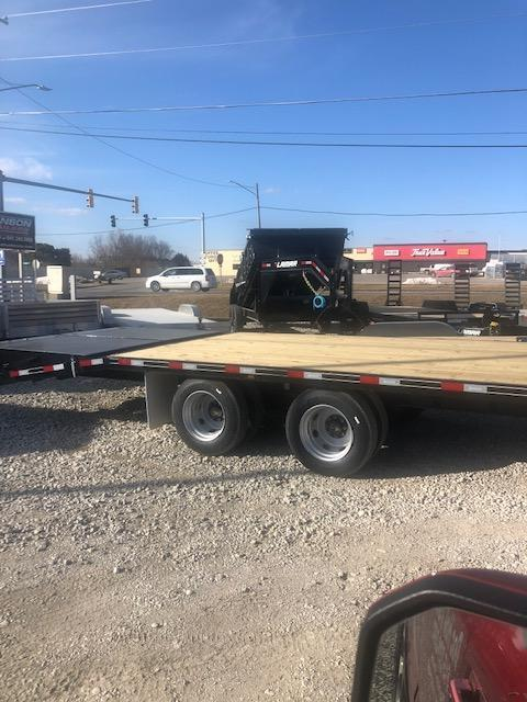 2021 Titan Trailer - 32 foot 12k axels