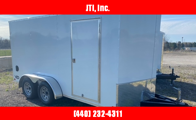 2021 ITI Cargo 7x14 Enclosed Cargo Trailer
