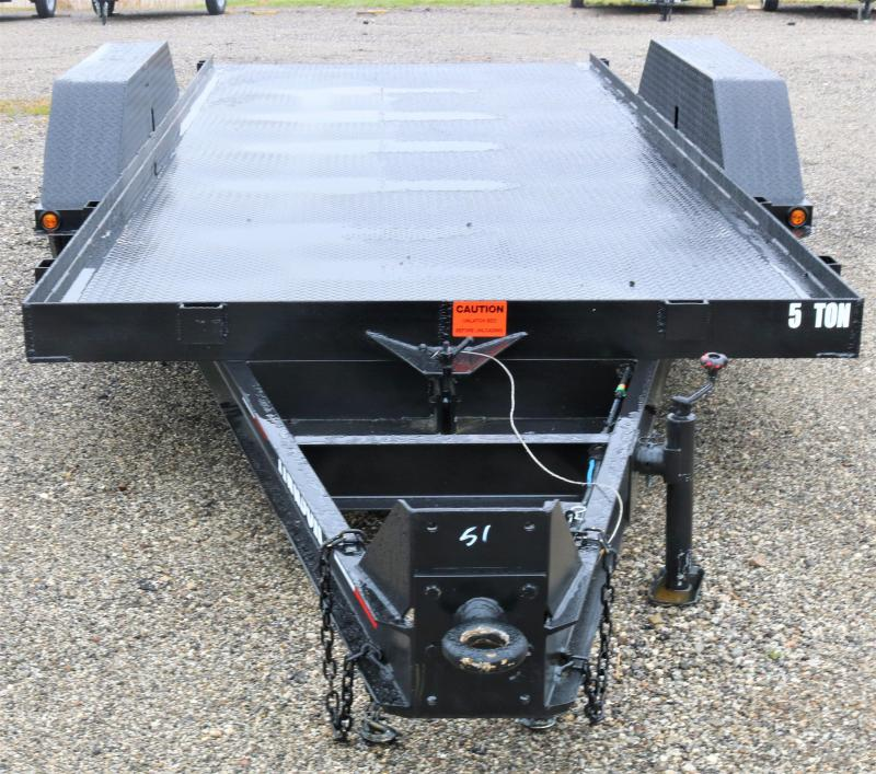2021 Hudson Brothers HD14 Equipment Trailer