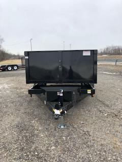 2021 Quality Steel 7' x 14' Dump Trailer