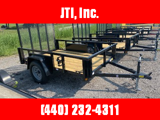 2020 Quality Steel and Aluminum 5x8 Utility Trailer