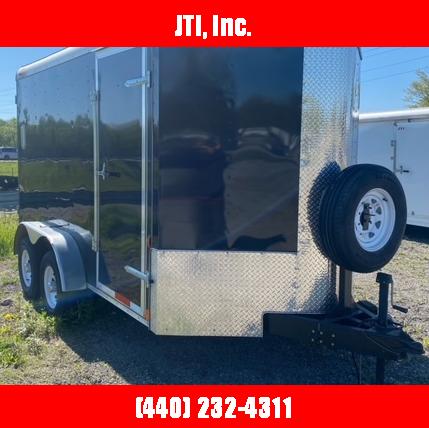 2016 Atlas Specialty Trailers 7x12 Enclosed Cargo Trailer