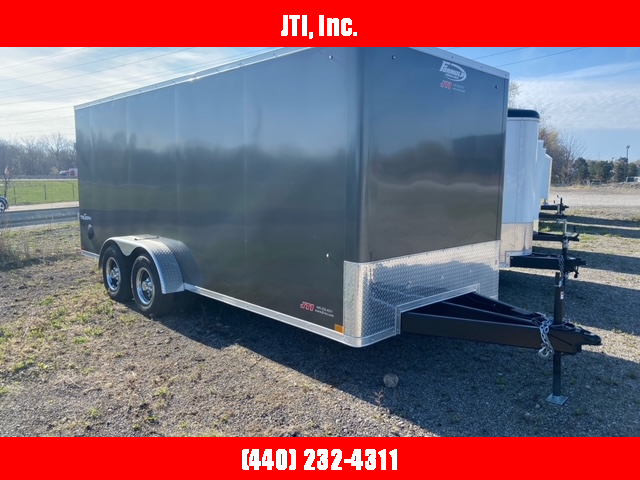 2021 Formula 7x18 Enclosed Cargo Trailer