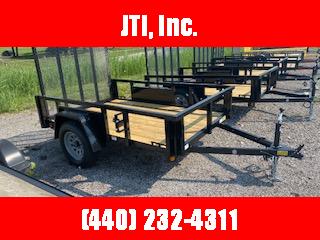 2020 Quality Steel and Aluminum 628an3.5ksa Utility Trailer