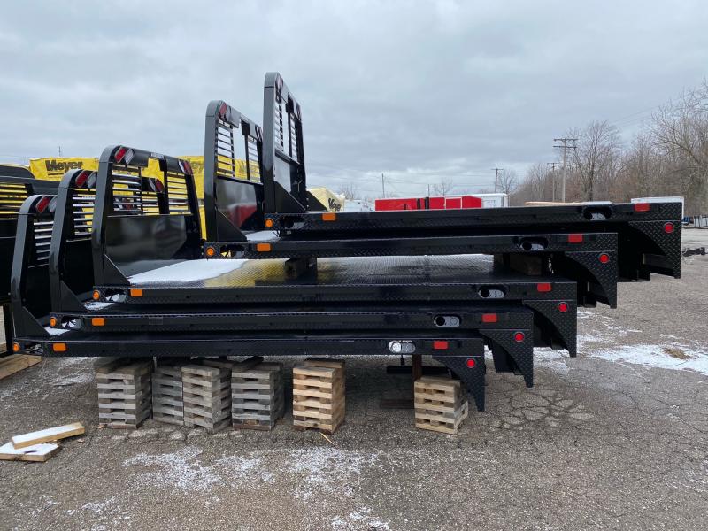 """2019 Bedrock 9'4"""" x97"""" Truck Bed Trailer"""