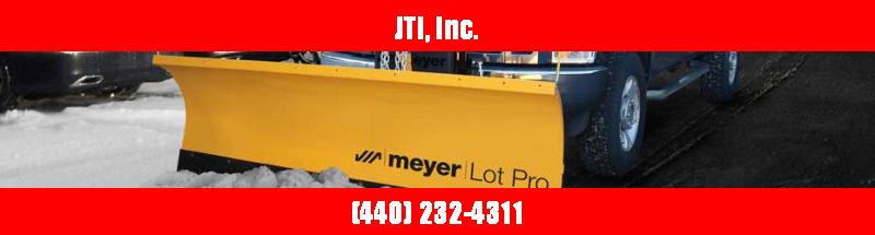 2020 Meyer Lot Pro Light Duty 7.5 Poly Traditional Snow Plow