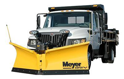 2018 Other MEYER SUPER V 7.5 Snow Plow