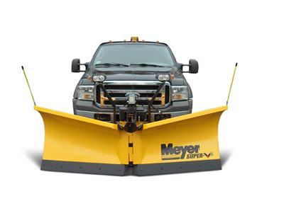 2020 MEYER SUPER V 7.5 Snow Plow