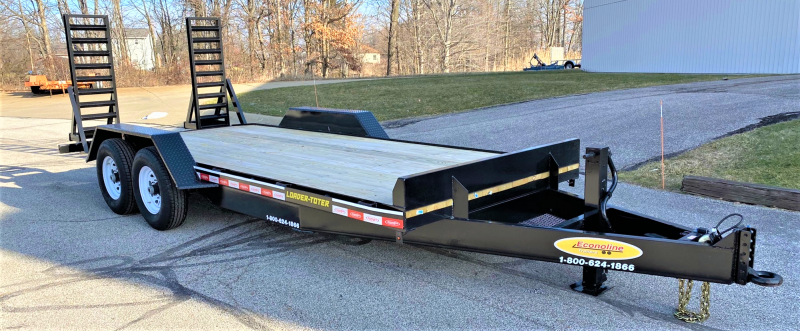 2020 Econoline  Equipment Trailer