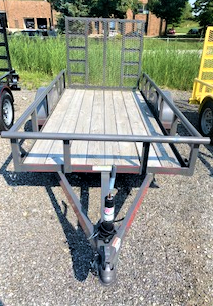 2018 Parker Trailers 5X10 Utility Trailer