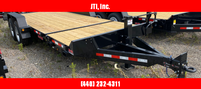 2020 B-B 7x20 Equipment Trailer