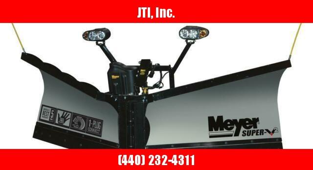 2020 Meyer Super V2 9.5 Steel Snow Plow