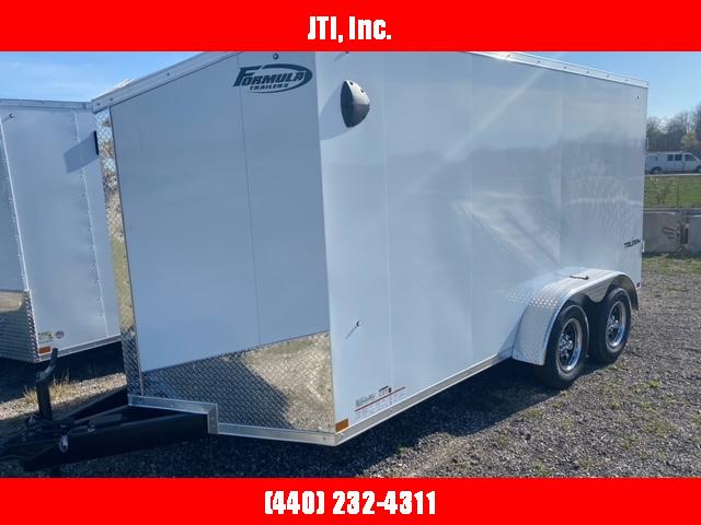 2021 Formula 7x12 Enclosed Cargo Trailer