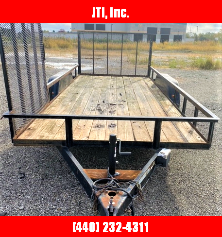 2008 Forest River 6.5X16  Utility Trailer