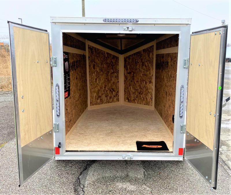 2021 Formula Trailers 5X8 Enclosed Cargo Trailer