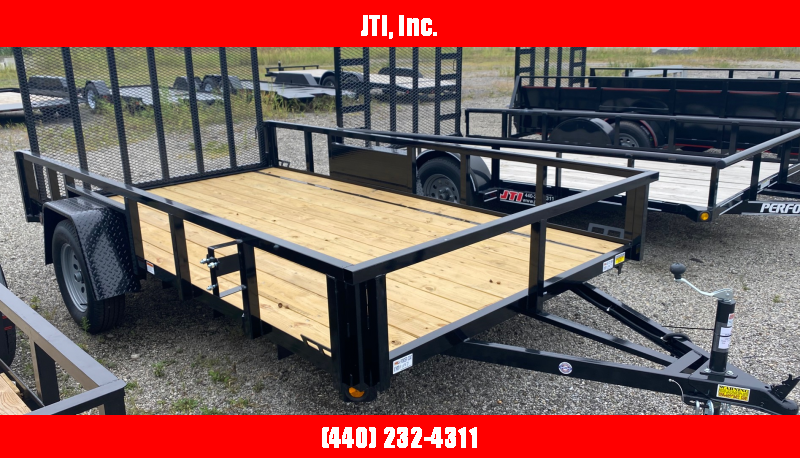 2020 Quality Steel and Aluminum 7X12  Utility Trailer
