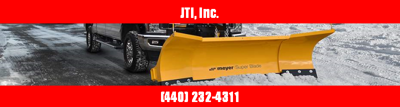 2020 Meyer SUPER BLADE 8.5-10.5 Snow Plow