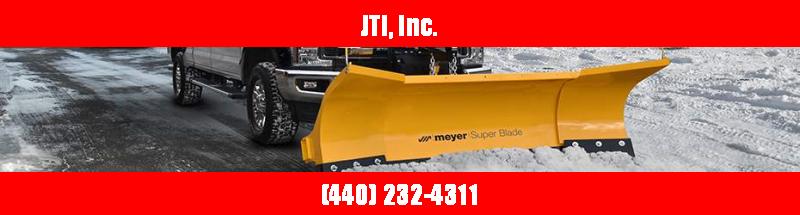 2020 Meyer SUPER BLADE 8.5-10.5 Snow Plow