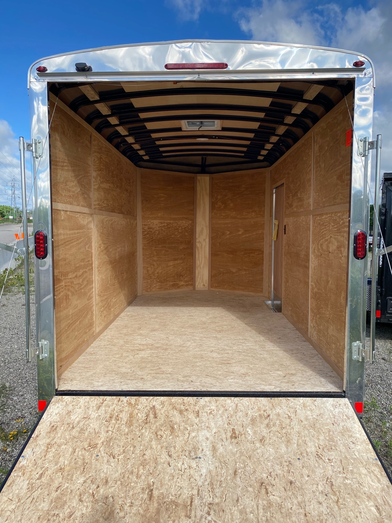 2020 Interstate 1 7X12 Enclosed Cargo Trailer