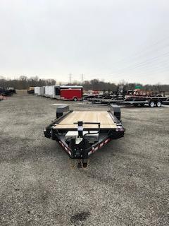 2019 CAM Superline 20' Equipment Trailer