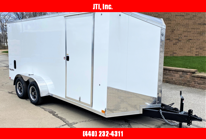 2021 Formula Trailers 7X16 Enclosed Cargo Trailer