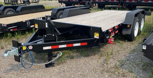 2020 B-B 7X18 Equipment Trailer