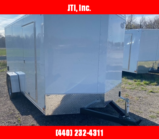 2021 ITI Cargo 6X12 Enclosed Cargo Trailer
