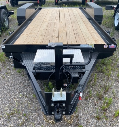 2021 Cam Superline 7X20 Equipment Trailer