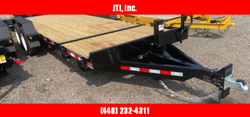 2020 B-B 7X22 Equipment Trailer