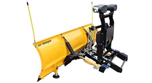 2020 Meyer 8.5 Steel Standard Operating System Snow Plow