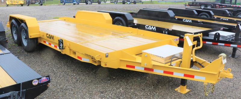 2020 Cam Superline 19' Split Tilt