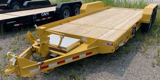 2021 Cam Superline 5X8 Equipment Trailer