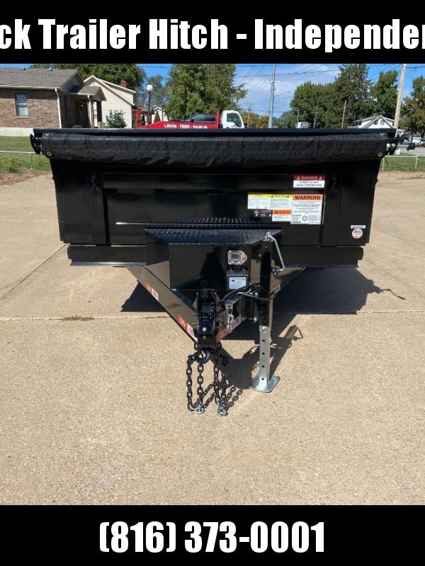 2021 Liberty 83X14 14000LB GVWR Dump Trailer