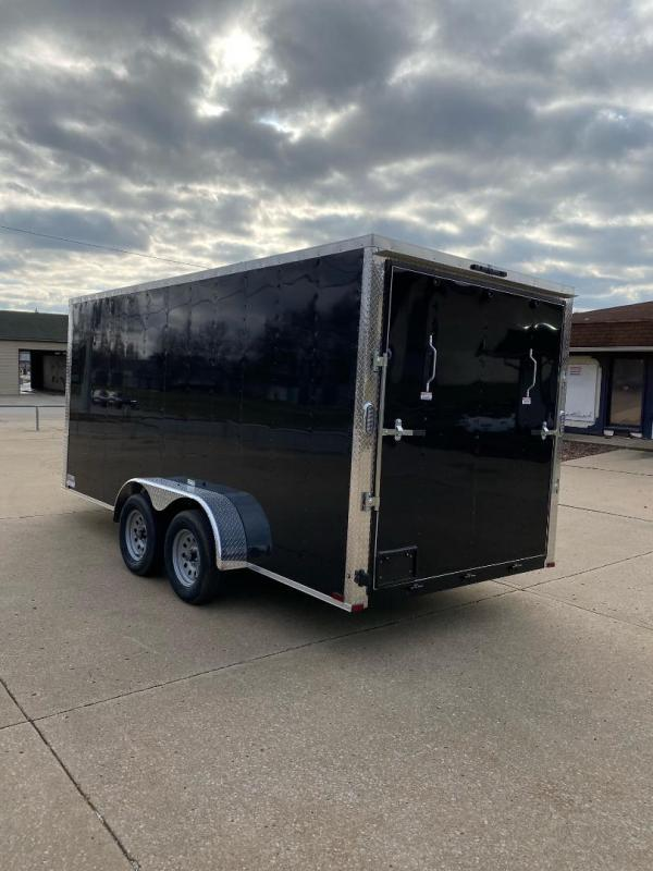 2021 Arising 7X16 Enclosed Cargo Trailer