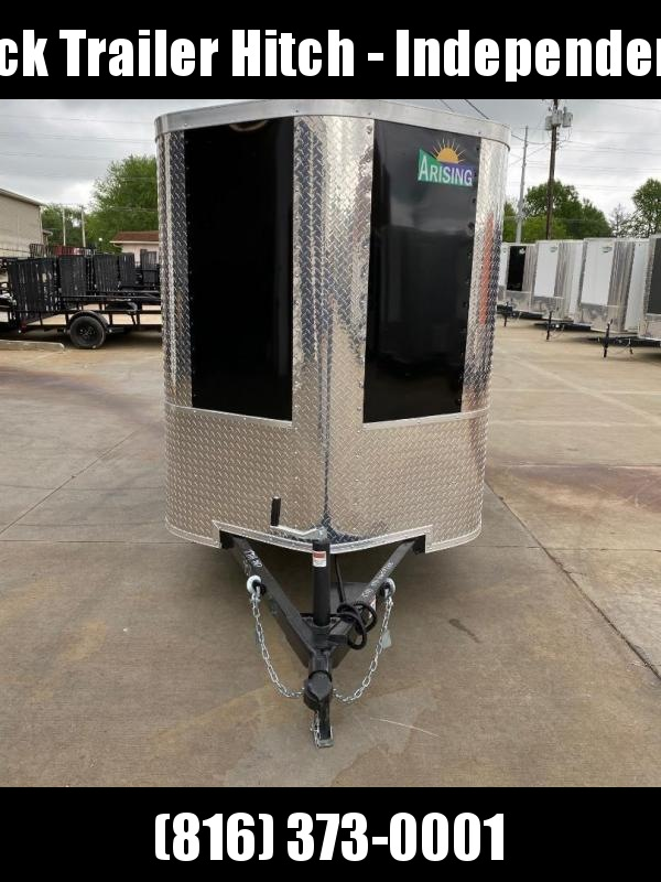 2019 Arising 5x10 Enclosed Cargo Trailer