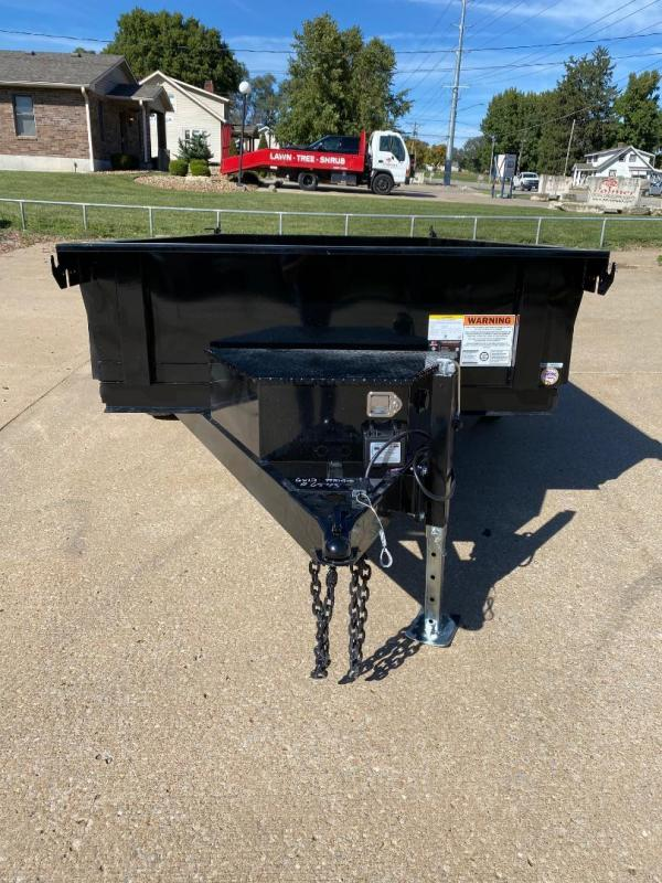 2021 Liberty 6X12 Low Pro Dump Trailer