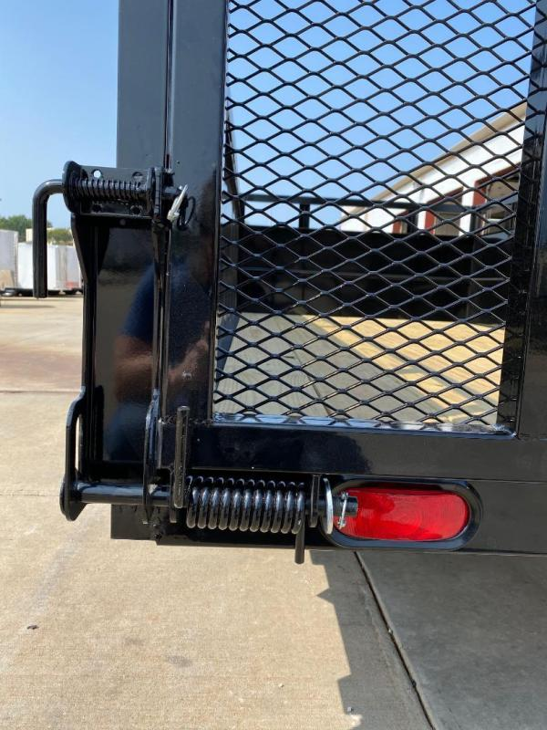 "2021 Liberty 5X8 30"" High Side Utility Trailer"