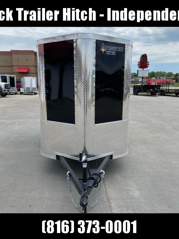 2021 Arising 5X8 Enclosed Cargo Trailer