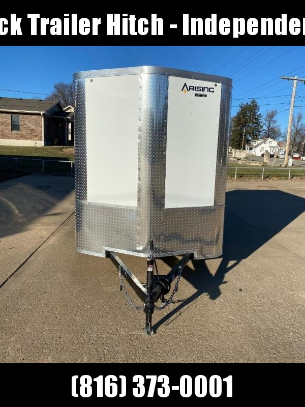 2021 Arising 6x10 Enclosed Cargo Trailer