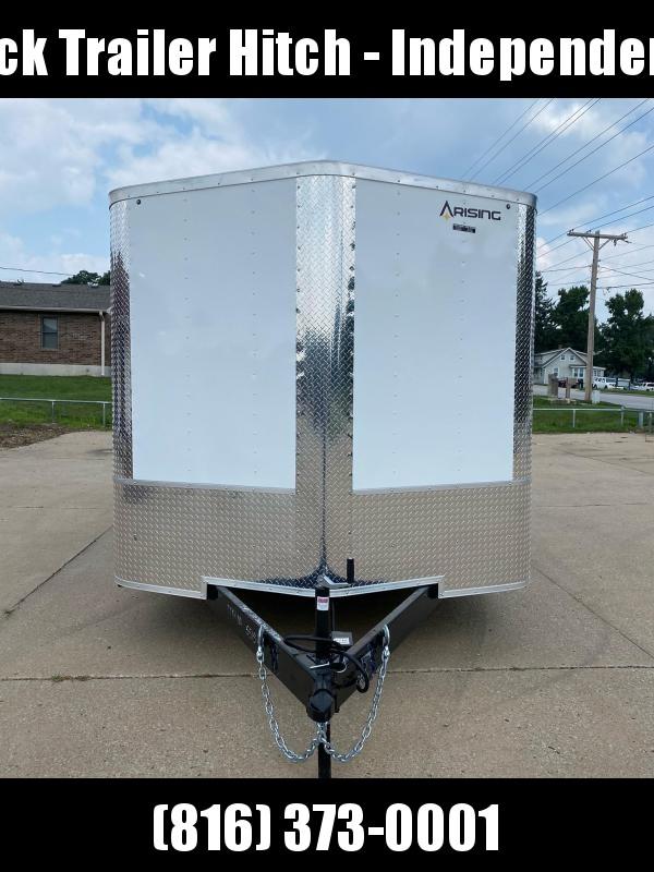 2021 Arising 8.5X16 9990 GVWR Enclosed Cargo Trailer