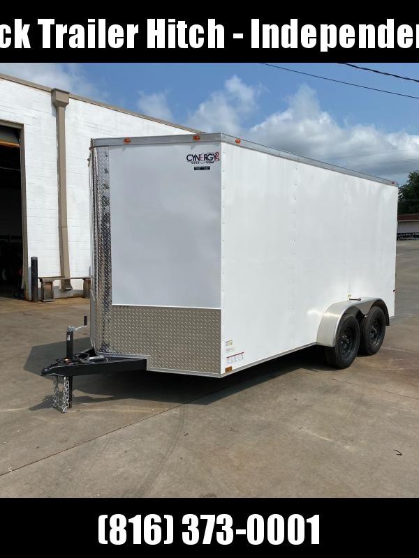 2021 Cynergy Cargo 8.5X24 9990 GVWR Enclosed Cargo Trailer
