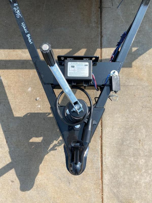 2021 Liberty 83X14 Tandem Utility Trailer