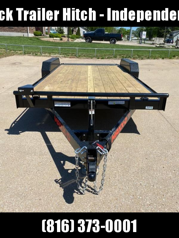 2021 MAXXD 83X18 C4X CARHAULER Car / Racing Trailer