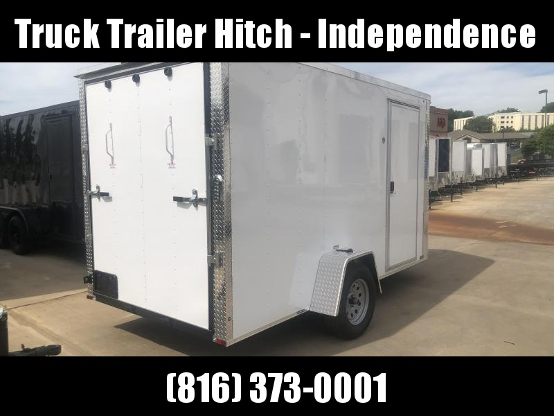 2019 Arising 6x12 Enclosed Cargo Trailer
