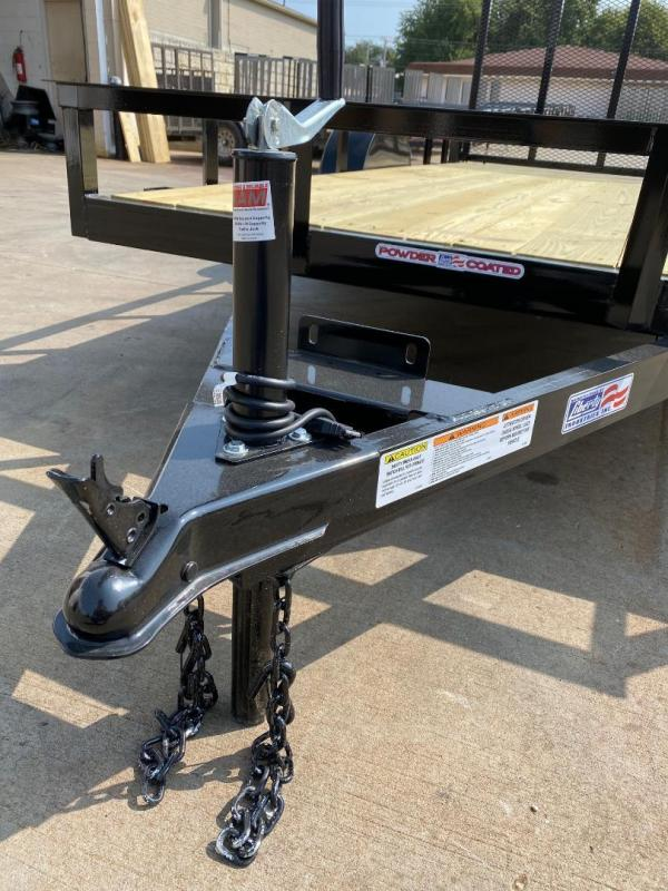2021 Liberty 83X12 Tandem Axle Utility Trailer