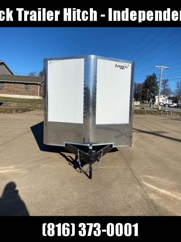 2020 Arising 8.5X24 10400 GVWR Enclosed Cargo Trailer